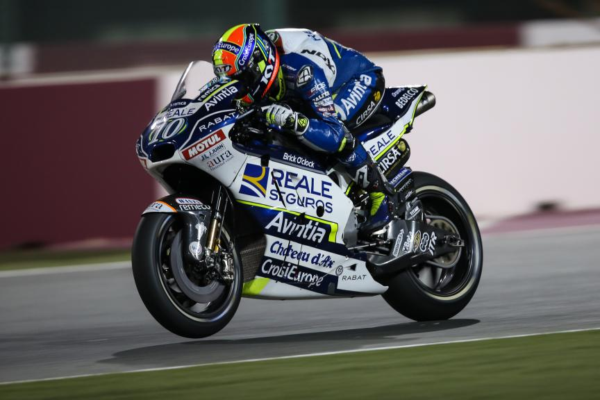 Xavier Simeon, Reale Avintia Racing, Grand Prix of Qatar