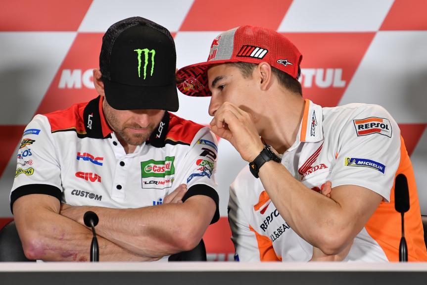 Marc Marquez, Cal Crutchlow, Gran Premio Motul de la República Argentina