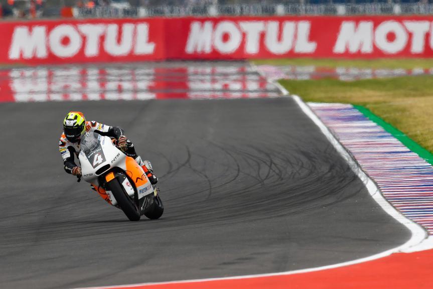 Steven Odendaal, NTS RW Racing GP, Gran Premio Motul de la República Argentina
