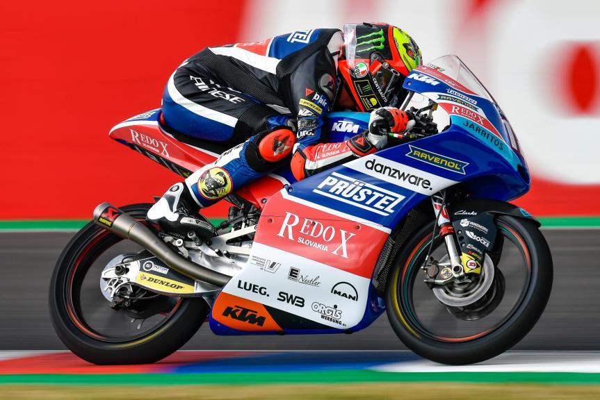 Marco Bezzecchi, Pruestelgp, Gran Premio Motul de la República Argentina