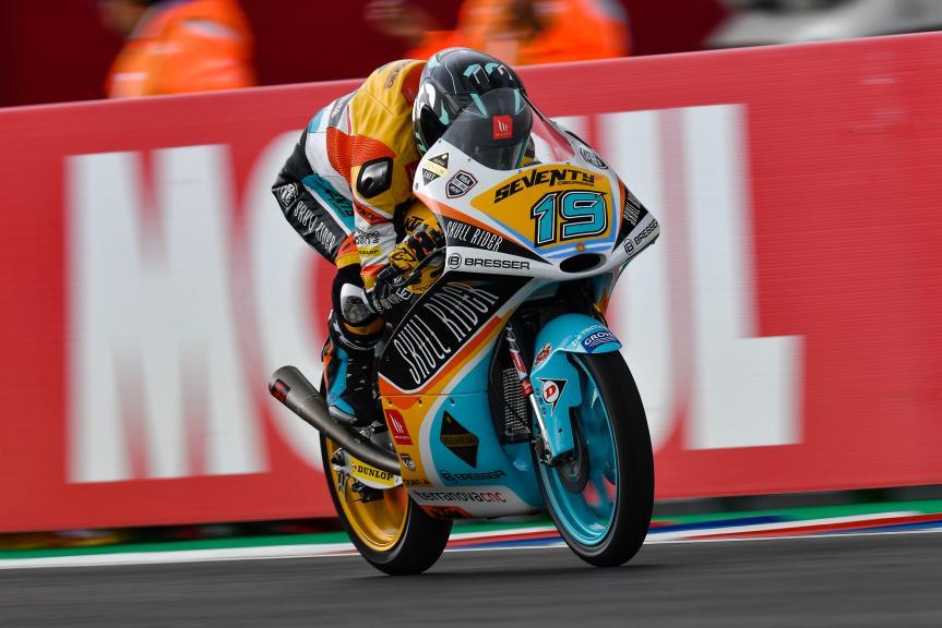 Gabriel Rodrigo, RBA BOE Skull Rider, Gran Premio Motul de la República Argentina