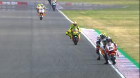 Revivez la deuxième séance d'essais libres de la catégorie Moto2™ à Termas de Río Hondo.