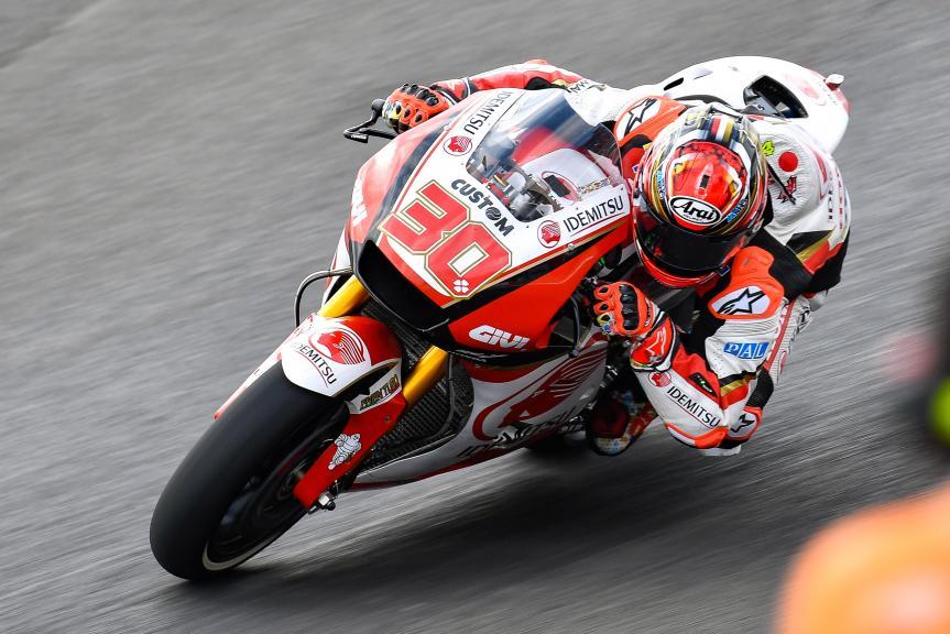 Takaaki Nakagami, LCR Honda Idemitsu, Gran Premio Motul de la República Argentina