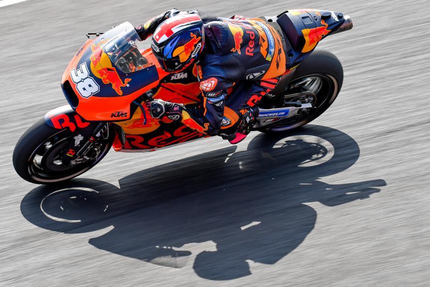 Bradley Smith, Red Bull KTM Factory Racing, Gran Premio Motul de la República Argentina