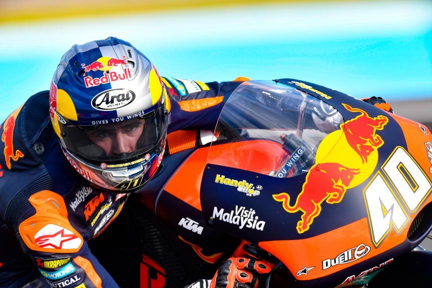 Darryn Binder, Red Bull KTM Ajo, Gran Premio Motul de la República Argentina