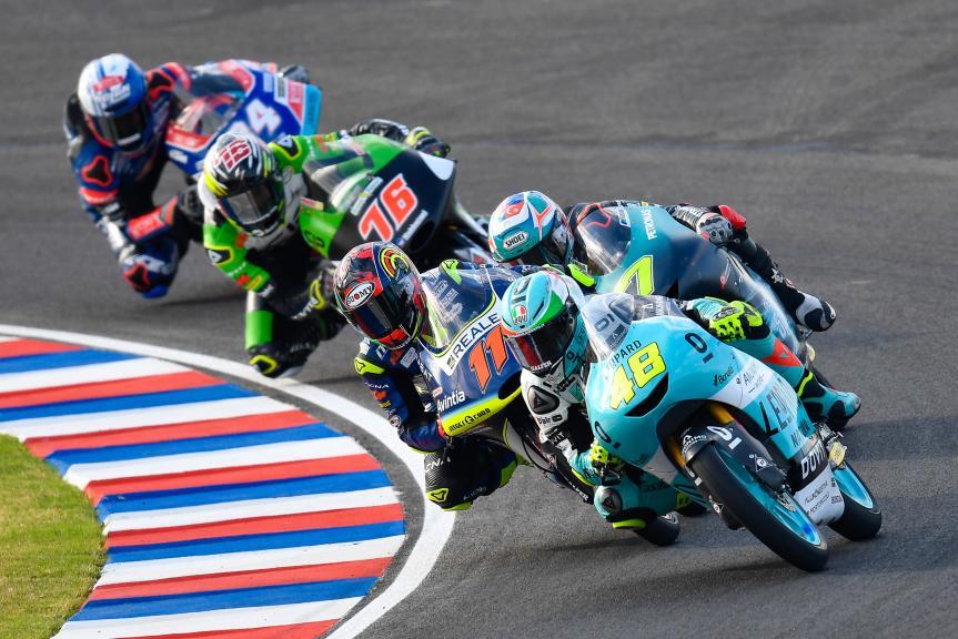 Lorenzo Dalla Porta, Leopard Racing, Gran Premio Motul de la República Argentina