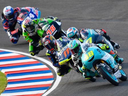 Moto3, Free Practice, Gran Premio Motul de la República Arg.