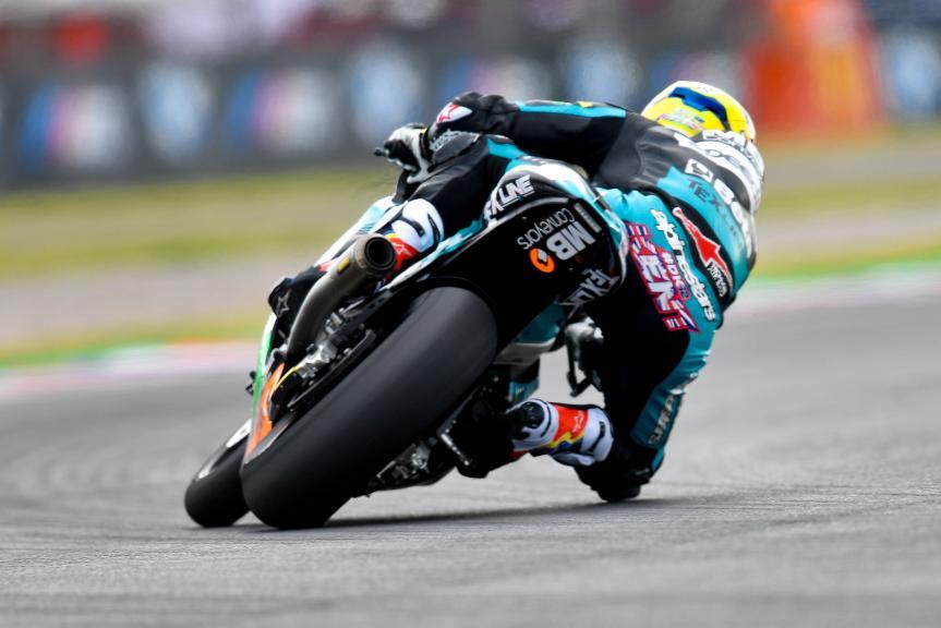 Danny Kent, Speed Up Racing, Gran Premio Motul de la República Argentina