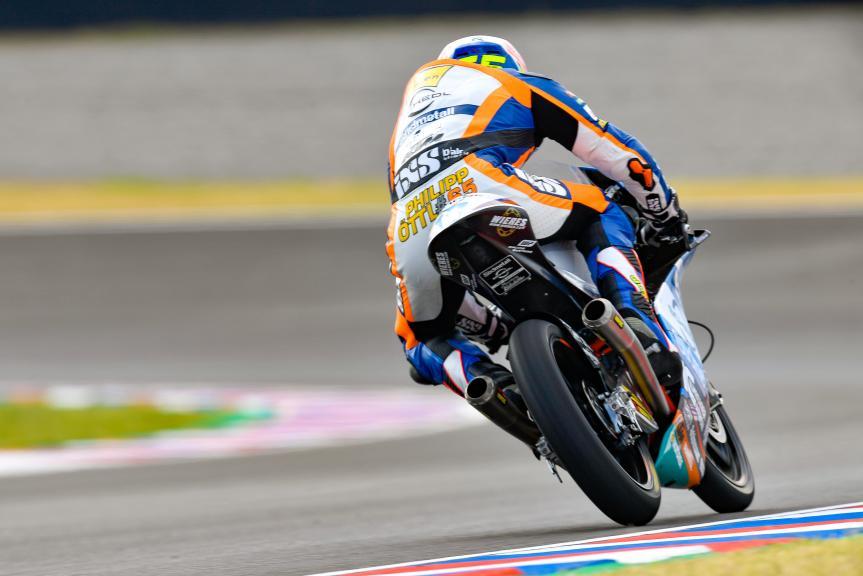Philipp Oettl, Sudmetal Schedl GP Racing, Gran Premio Motul de la República Argentina
