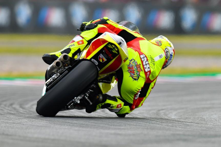 Dominique Aegerter, Kiefer Racing, Gran Premio Motul de la República Argentina