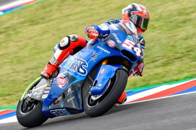 Pasini spearheads the time sheets on Friday