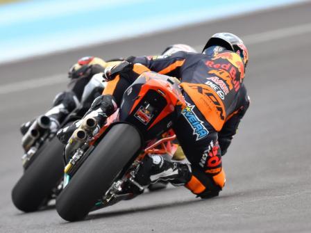 Moto2, Free Practice, Gran Premio Motul de la República Arg.