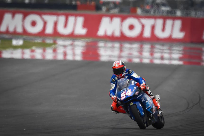 Mattia Pasini, Italtrans Racing Team, Gran Premio Motul de la República Argentina