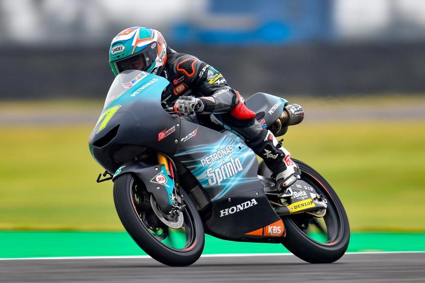Adam Norrodin, Petronas Sprinta Racing, Gran Premio Motul de la República Argentina