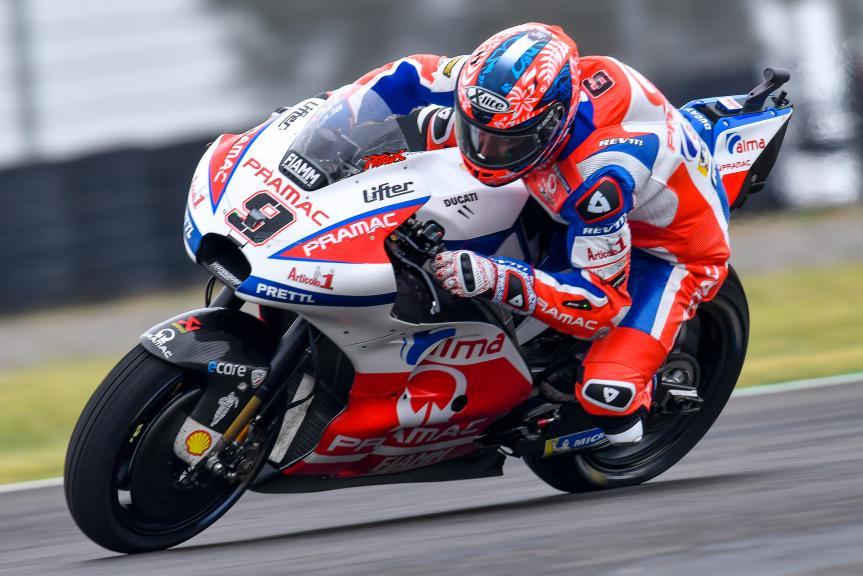 Danilo Petrucci, Alma Pramac Racing, Gran Premio Motul de la República Argentina