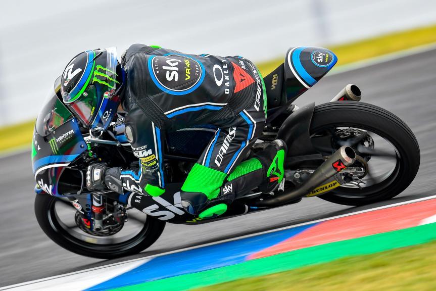 Dennis Foggia, Sky Racing Team VR46, Gran Premio Motul de la República Argentina