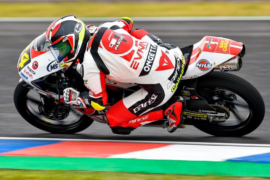 Tatsuki Suzuki, SIC58 Squadra Corse, Gran Premio Motul de la República Argentina