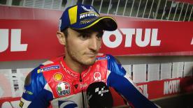 Jack Miller aura su faire preuve d'adresse au guidon d'une Ducati chaussée de pneu slicks pour empocher sa première pole position en MotoGP™.