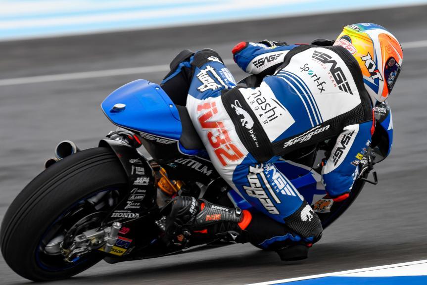 Isaac Vinales, SAG Team, Gran Premio Motul de la República Argentina