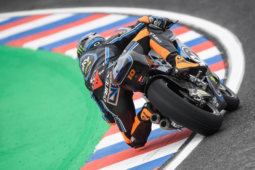 Luca Marini, Sky Racing Team VR46, Gran Premio Motul de la República Argentina