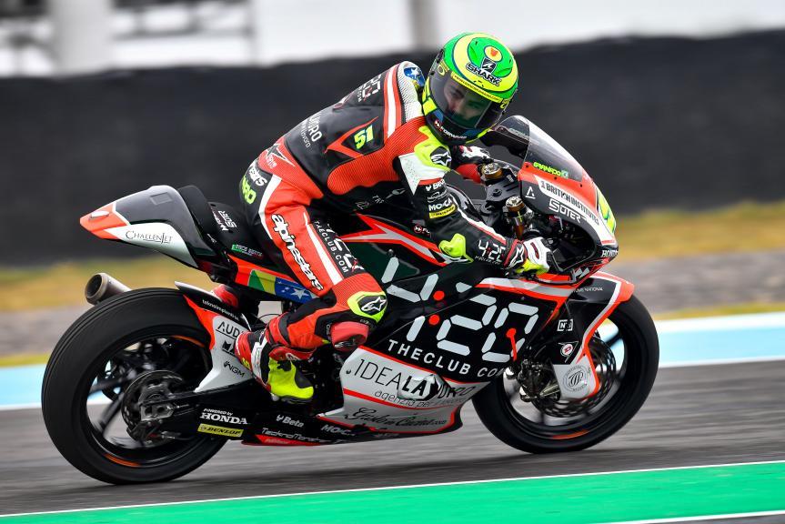 Eric Granado, Forward Racing Team, Gran Premio Motul de la República Argentina