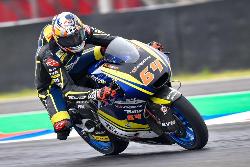 Bo Bendsneyder, Tech 3 Racing, Gran Premio Motul de la República Argentina
