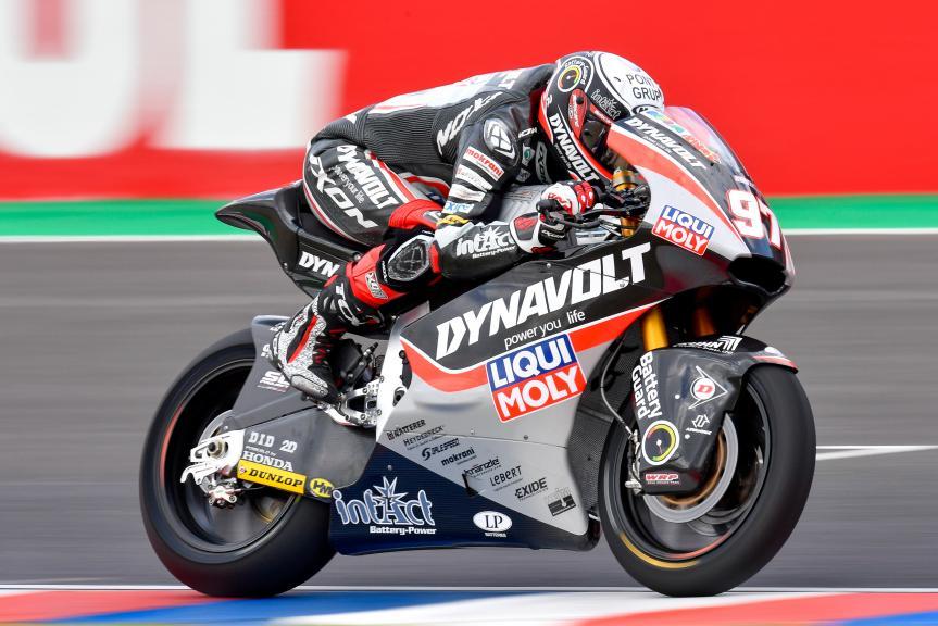 Xavi Vierge, Dynavolt Intact GP, Gran Premio Motul de la República Argentina