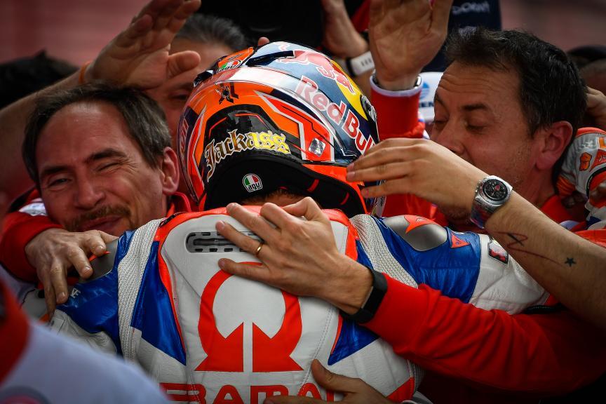Jack Miller, Alma Pramac Racing, Gran Premio Motul de la República Argentina
