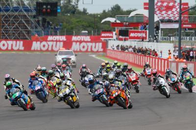 Moto2™: quien gana en Termas se lleva el título