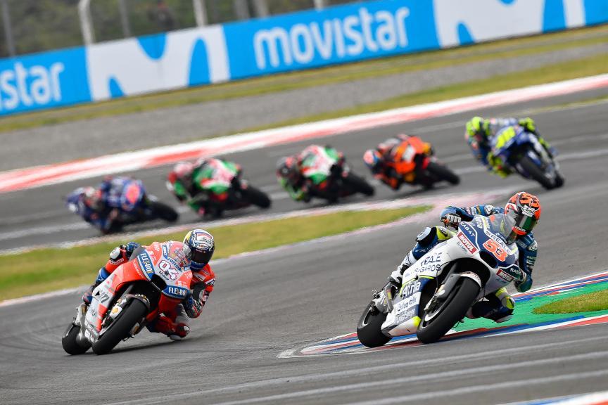 Tito Rabat, Reale Avintia Racing, Andrea Dovizioso, Ducati Team, Gran Premio Motul de la República Argentina