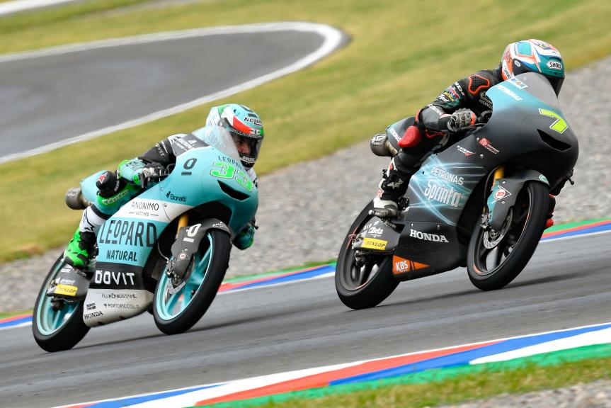 Adam Norrodin, Petronas Sprinta Racing, Enea Bastianini, Leopard Racing, Gran Premio Motul de la República Argentina