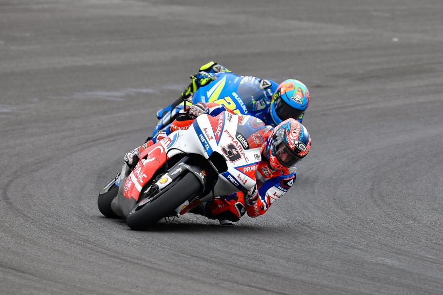 Danilo Petrucci, Alma Pramac Racing, Andrea Iannone, Team Suzuki Ecstar, Gran Premio Motul de la República Argentina