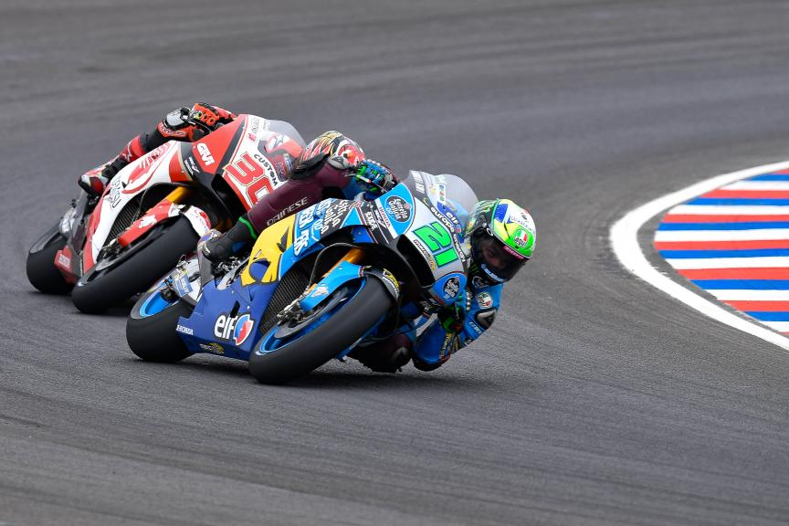 Franco Morbidelli, Eg 0,0 Marc VDS, Takaaki Nakagami, LCR Honda Idemitsu, Gran Premio Motul de la República Argentina