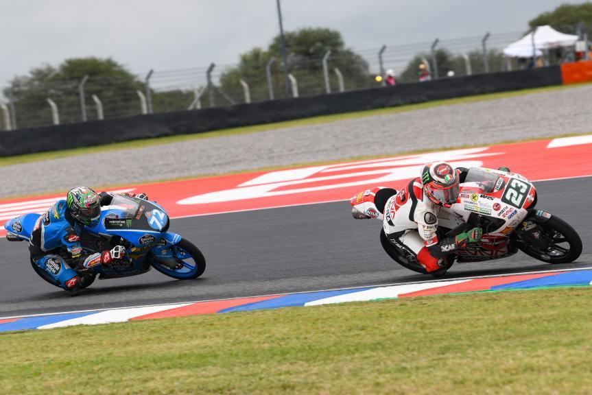 Niccolo Antonelli, SIC58 Squadra Corse, Alonso Lopez, Estrella Galicia 0,0, Gran Premio Motul de la República Argentina