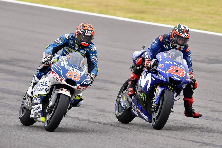 Maverick Viñales, Movistar Yamaha MotoGP, Tito Rabat, Reale Avintia Racing, Gran Premio Motul de la República Argentina