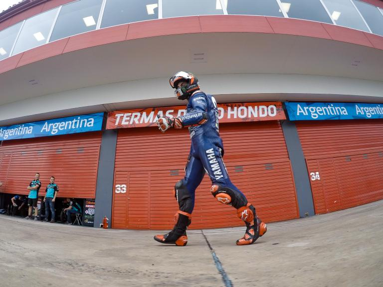 Maverick Viñales, Movistar Yamaha MotoGP, Gran Premio Motul de la República Argentina