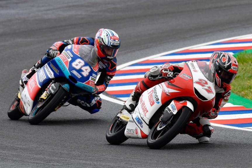 Kaito Toba, Honda Team Asia, Jakub Kornfeil, Pruestelgp, Gran Premio Motul de la República Argentina