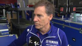 The Movistar Yamaha Team Manager explains his thoughts on the clash between Valentino Rossi and Marc Marquez