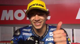 Der Redox PrüstelGP-Fahrer feiert seinen ersten Sieg, den er sich schon so sehr gewünscht hat