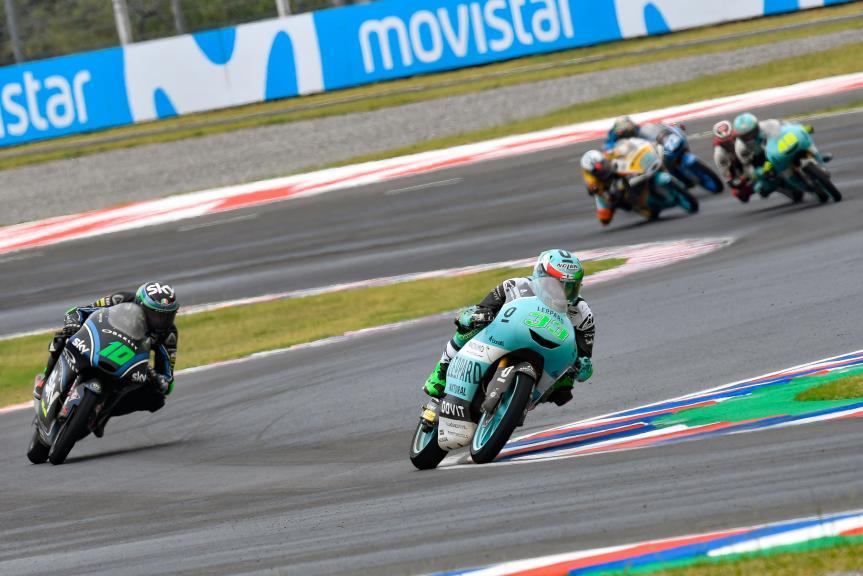 Enea Bastianini, Leopard Racing, Dennis Foggia, Sky Racing Team VR46, Gran Premio Motul de la República Argentina