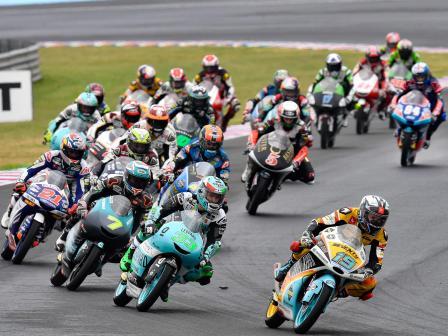 Moto3, Race, Gran Premio Motul de la República Argentina