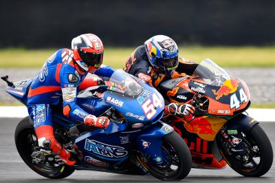 Like a fine wine: Pasini takes epic Moto2™ win