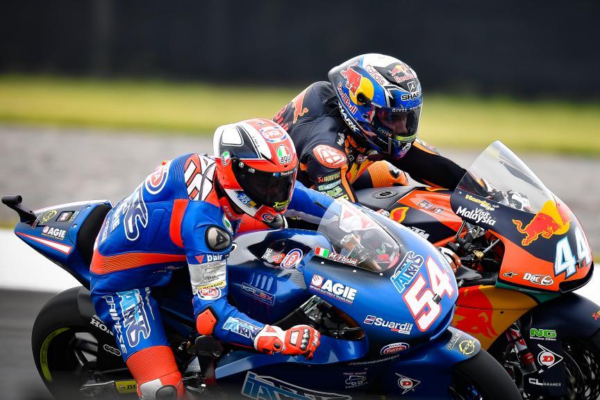 Mattia Pasini, Miguel Oliveira, Gran Premio Motul de la República Argentina