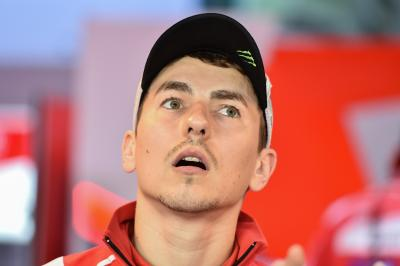Lorenzo heading for Suzuki?