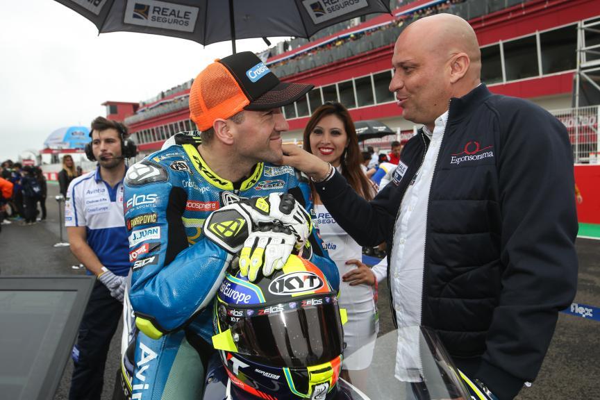 Raul Romero, Xavier Simeon, Reale Avintia Racing