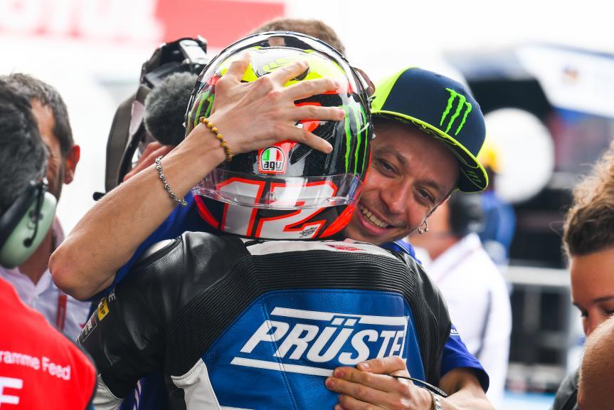 Marco Bezzecchi, Valentino Rossi, Gran Premio Motul de la República Argentina