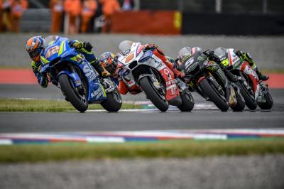 Rewind and relive the Argentina GP