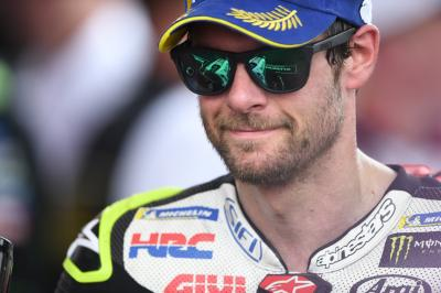 Crutchlow: the best Brit since Sheene?
