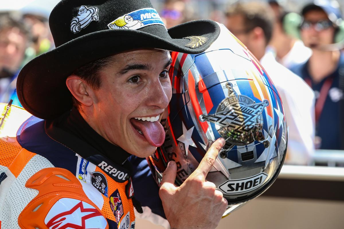 Lone star: Marquez' shining record at COTA | MotoGP™