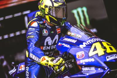 Rossi: 'I'm always happy to be in Texas'